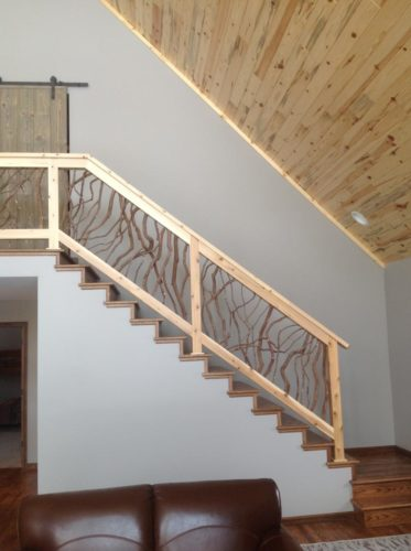 Stair Railing Michigan