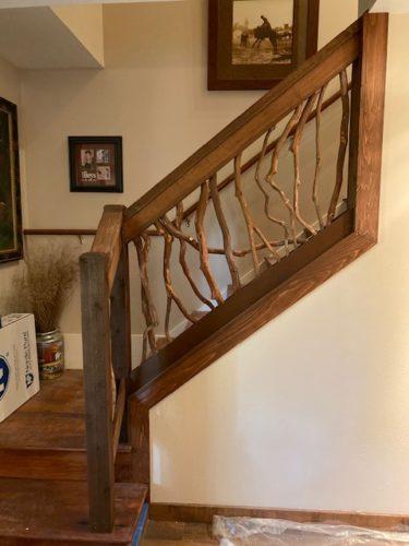 Staircase Texas Railing