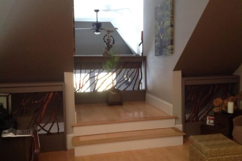 Unique Home Design Stairs