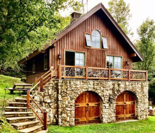 Upstate Lake Camp