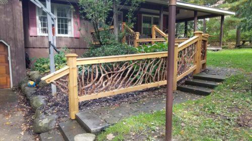 Walkway Railing