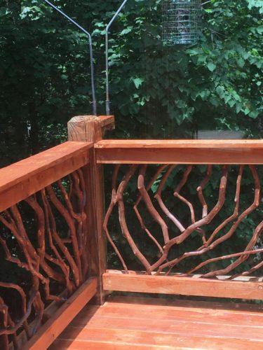 Kingston Springs Tennessee Handrails