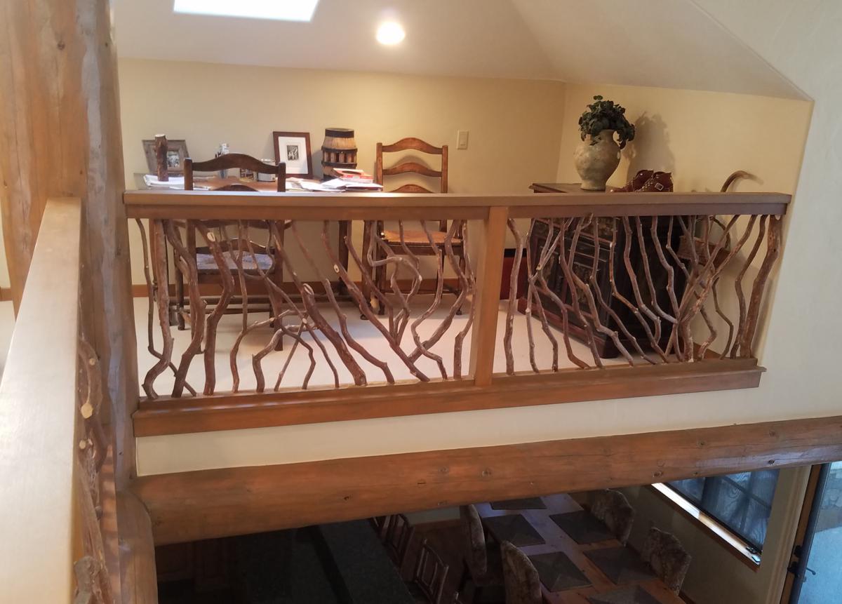 Loft Railing Eagle Colorado