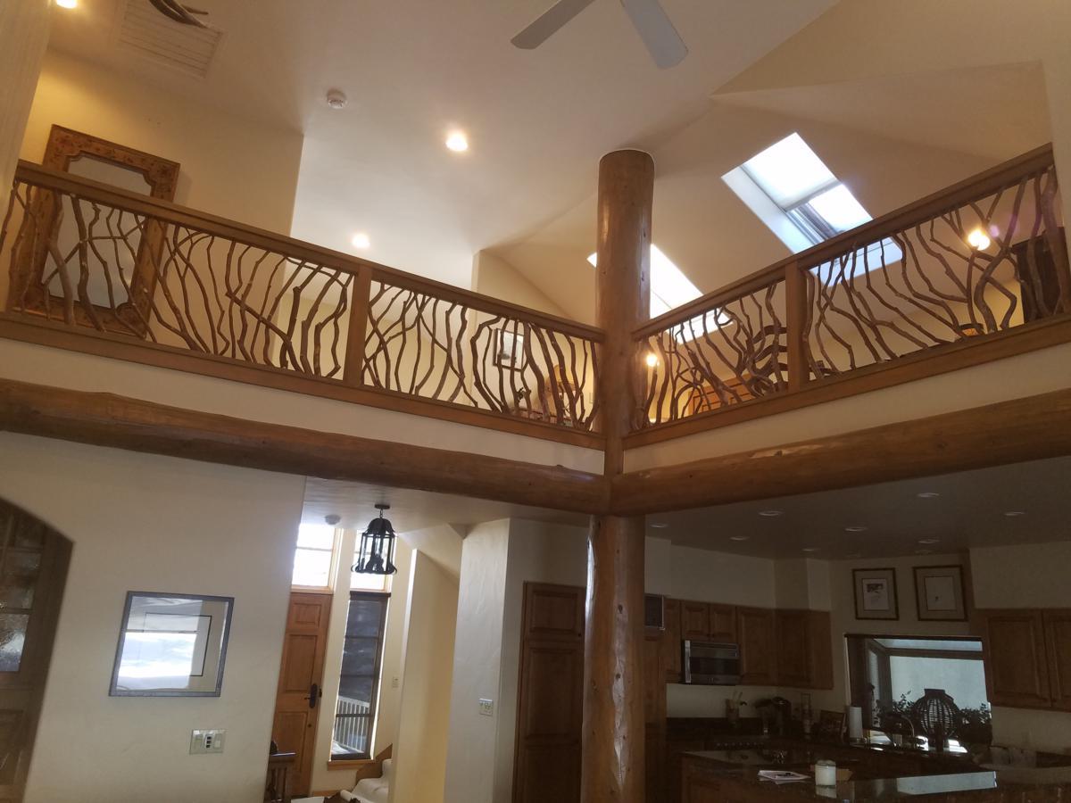 Mountain Laurel Handrail Eagle CO