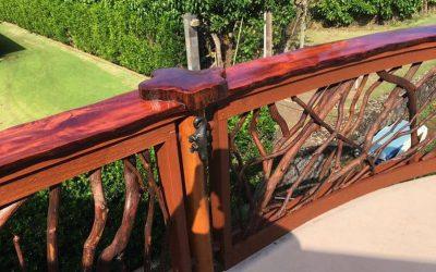 Custom woodwork Hawaii
