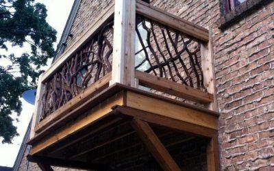 Juliet Balcony Railing1
