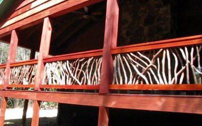 Mountain Laurel Handrails in North Carolina